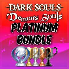 🔥 Dark Souls & Demon's Souls Trophy Bundle Service 2 +More PSN/PS3/PS4/VITA 🔥