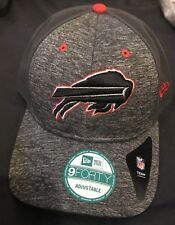 Buffalo Bills NFL Eric Wood Autographed Hat New Era