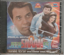 Jeeo shaan se  - Dharmendra [Cd] Music : Shyam sunder - Melody  cd /uk made