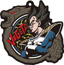 Dragon Ball Imaging Rubber Large Keychain Collection (Vegeta & Great Ape)