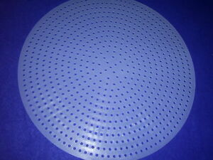 Silikonmatten Reiskocher Silikoneinlage Silikonmatte Gastro Bartscher 👌 L