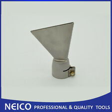 80mm Wide Slot Flat Weld Nozzle For Bitumen Membrane Welding