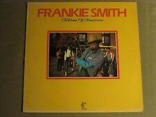 FRANKIE SMITH CHILDREN OF TOMORROW LP '81 WMOT PROMO DISCO FUNK DOUBLE DUTCH BUS