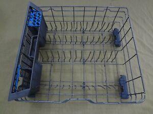 GE Dishwasher Lower Rack Part# WD28X10370, WD28X10372, WD28X21717 (DARK GREY)