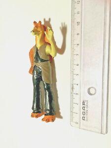 STAR WARS Figurine JAR JAR BINKS GUNGAN DISNEY