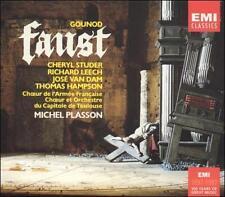 Gounod - Faust / Studer · Leech · van Dam · Hampson · Mahé · Denize · Barrard ·