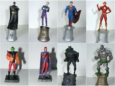 Marvel & DC superhéroe ~ EAGLEMOSS Reino Unido modelos de coleccionista ~ ~ Batman Superman