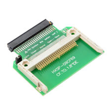 """50pin 1.8""""  IDE Hard Drive SSD Converter Adapter to Compact Flash Merory Card CF"""