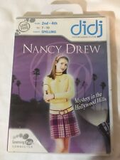 Leap Frog Nancy Drew: Mystery in the Hollywood Hills