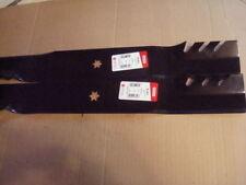 replaces 46 Cub Cadet Gator Blades 742-04244 LTX1045 LTX1046 LTX1046VT 742-04290