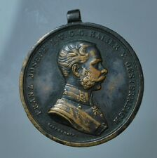 #AN - WW1 Medal Medaglia Austria, Franz Joseph I  DER TAPFERKEIT