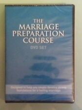 nicky and sila lee THE MARRIAGE PREPARATION COURSE DVD NEW no books booklets etc