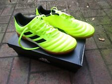 Adidas Copa 19.3 In Sala Soccer Shoes Solar Yellow Sz 10.5 - New In Box