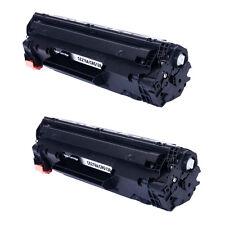 2pcs CE278A CRG128 Toner Cartridge for Canon H-P Laser Jet M1530 P1606 P1607DN