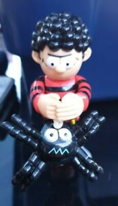 Beano Dennis The Menace & Spider Action Figure (McDonalds Happy Meal Toy) 2000