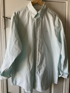 Brooks Brothers Mens Size Large Madison Fit Non-Iron Button Down Dress Shirt