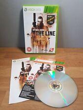 Xbox 360 Spec Ops: The Line-Fubar Pac-En muy buena condición (rápido y libre Post)