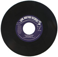 """CAROLYN FRANKLIN  """"DEAL WITH IT""""  70's SOUL MOVER   LISTEN!"""