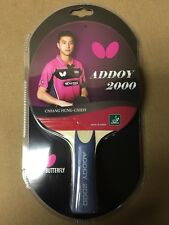 Butterfly Addoy 2000 Table Tennis Racket Ping Pong Paddle