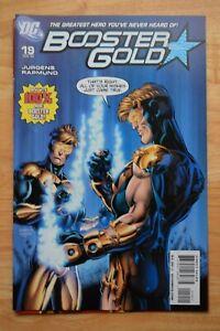 BOOSTER GOLD (2007) #19 (NM) JURGENS