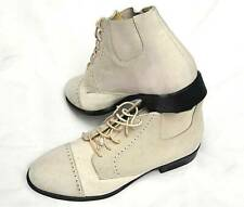 NEW ARIAT Womens CHUKA Shoes Suede-Canvas UpperSz.US 9-1/2 M .