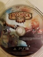 BioShock Infinite (Sony PlayStation 3, 2013) Disc Only  FREE SHIPPING