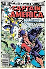 CAPTAIN AMERICA #282 BUCKY BECOMES NOMAD 9.0 VF/NM