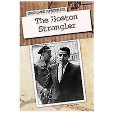 The Boston Strangler by Paul Hoblin-Unsolved Mysteries-Library Binding