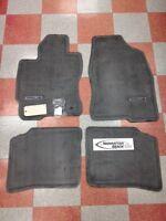 2004-2009 PRIUS CARPET FLOOR MATS DARK GRAY PT208-47045-11 OEM TOYOTA ACCESSORY