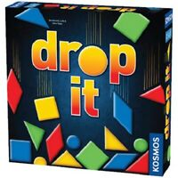 Thames and Kosmos Boardgame Drop It Box Family Game Puzzle Activity