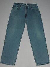 Levis 550 Jeans Relaxed Fit 36/32 blau denim