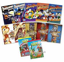 DarkWing Duck Tales Chip N Dale Tale Spin Goof Troop Disney Series DVD Set(s)