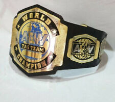AEW TAG TEAM CHAMPION Wrestling Championship Adult Size Belt REPLICA NEW