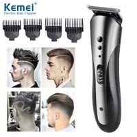 Professional Men's Electric Hair Clipper 3 In 1 Multifunctional Household Razor
