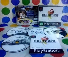 FINAL FANTASY 8 VIII - PAL - PSX - deutsch- RARE - SERIOUS OFFERS ARE WELCOME !