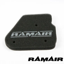 RAMAIR Performance Panel Air Filter Race Foam for Yamaha Aerox 50