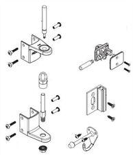 Door Hardware Kit with Flat Strike, Inswing - HDWT-ZD1-FS