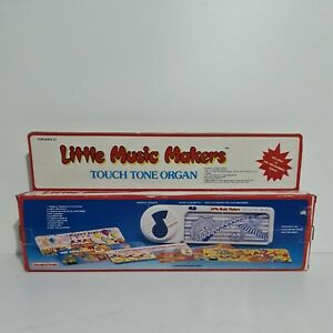 Grandstand Little Music Makers Touch Tone Organ Vintage 1988 Faulty No Power