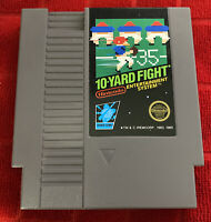 10 Yard Fight Nintendo NES Game Cartridge Only-Tested-Ships Free