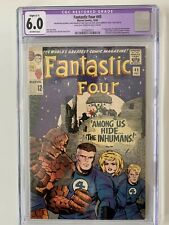 Fantastic Four #45 CGC 6.0 -1st Appearance of Inhumans,