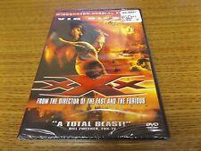 Xxx (Dvd, 2002, Widescreen Special Edition) Brand New. Vin Diesel