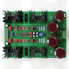 Diy Kit for Low Noise Dual-Volt Shunt & Tracking Regulator w/ Soft Start 73111.A
