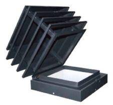 comignolo ispezionabile brevettato misure interne 42,5x42,5 grigio micaceo CE