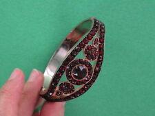 Gorgeous Victorian Garnet Bracelet (FN169)