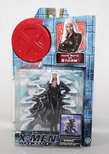 "2000 Toy Biz X-Men The Movie ""Halle Berry As Storm"" Sealed Nrfp Light Up Base"