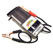 6v/12V 100 amp probador de carga y carga de la batería