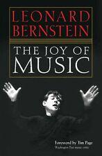 The Joy of Music Amadeus Book New 000331660
