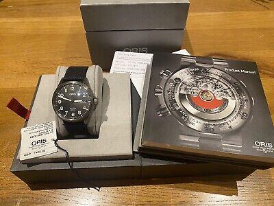 Oris Big Crown Pro Pilot Day Date Automatic Men's Watch (45mm)