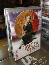 Tai Chi Boxer (DVD) Yuen Woo-ping, HONG KONG LEGENDS ORIG! PAL FORMAT! REGION 2!