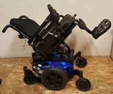 QUICKIE PULSE 6 ELECTRIC WHEELCHAIR, POWER TILT 6MPH